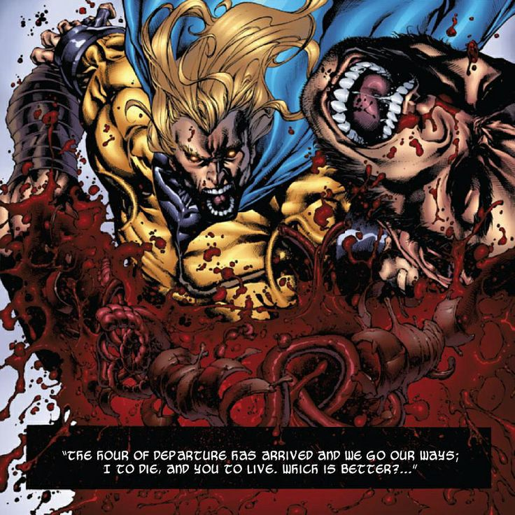 Marvel Whats So Significant About Sentry Ripping Carnage