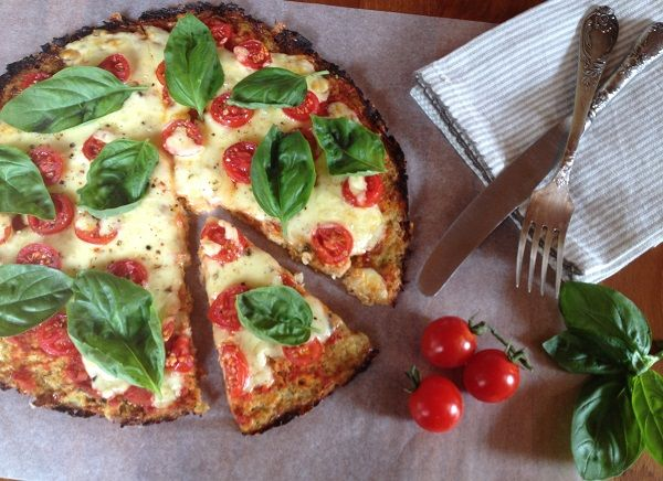 DESTINY Magazine - Learn how to make a healthy carb- and gluten-free pizza with our easy step-by-step recipe