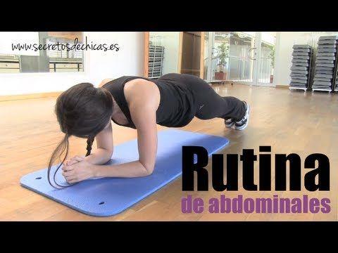 Ejercicio para marcar y definir el abdomen