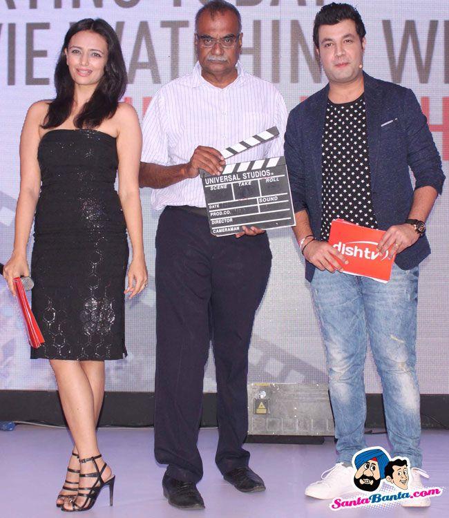 Roshni Chopra at the Launch of Dishflix -- Roshni Chopra and Varun Sharma Picture # 314717