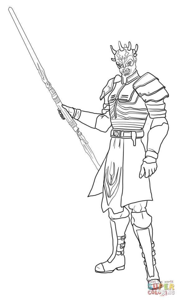 11 Savage Opress Coloring Pages Star Wars Coloring Book Coloring Pages Star Wars Coloring Sheet