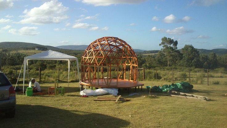 Estructura Domo.http://santafedomos.wix.com/santafedomos