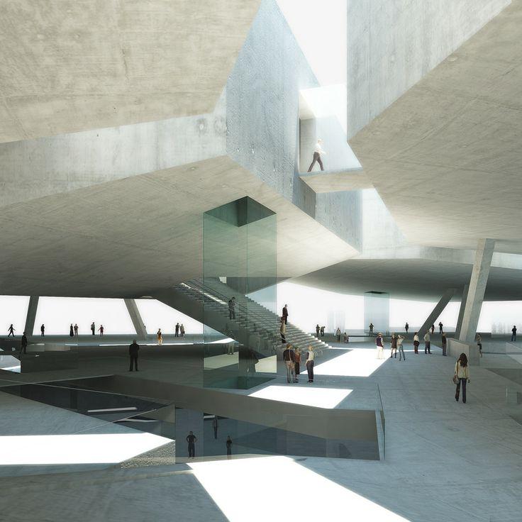 BIG | Bjarke Ingels Group - Warsaw MoMA