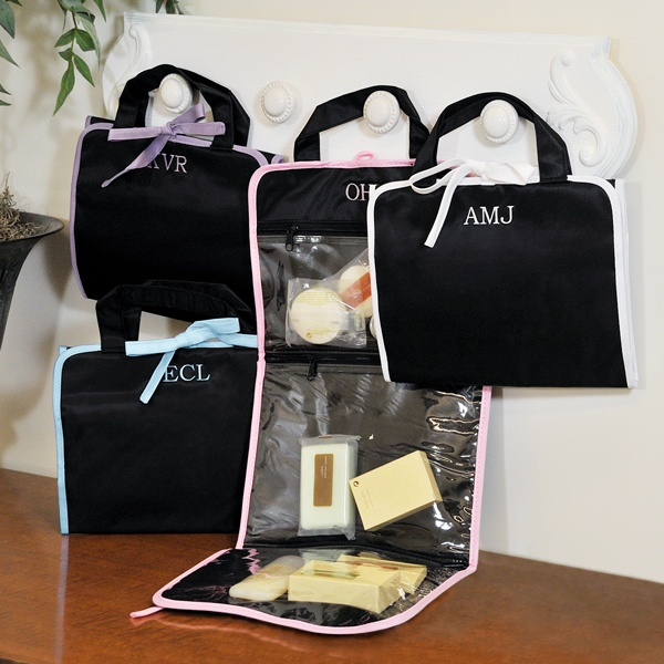 Our trendy Women's Cosmetic Bag is perfect for long weekend getaways or  everyday use. Crafted