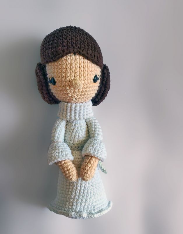Mejores 707 imágenes de Crochet I Like - Star Wars en Pinterest ...
