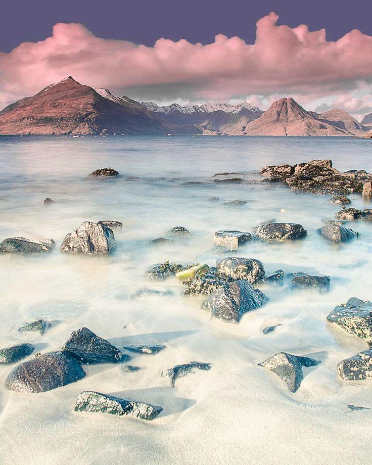 Loch Scavaig, Elgol Isle of Skye by Michael R Lindsay on 500px