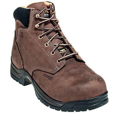 Carolina Boots Women's Safety Toe Internal Metatarsal CA1428 EH 5 Inch