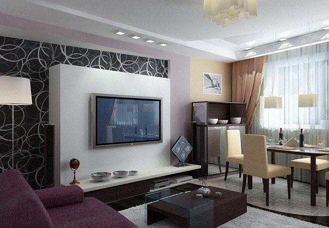 Дизайн гостиной 16 кв м: обустройство маленькой уютной ...
