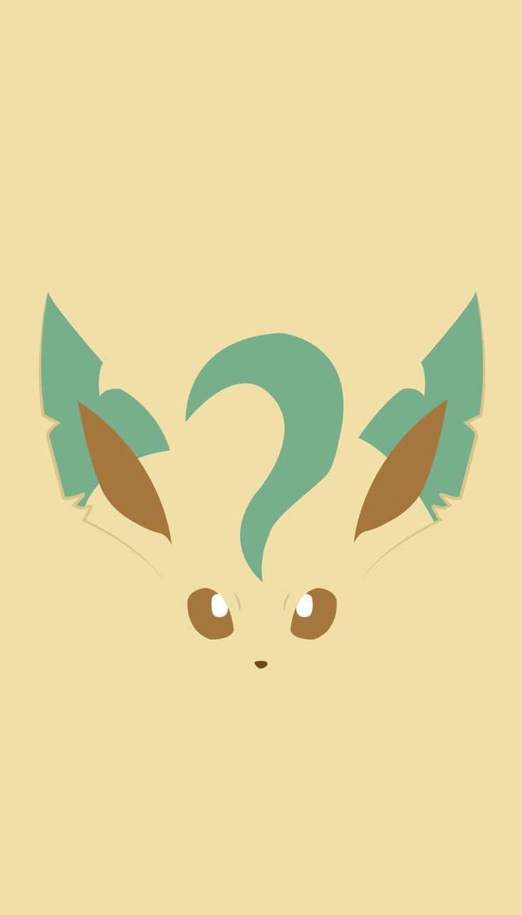 Pokemon Wallpaper Leafeon