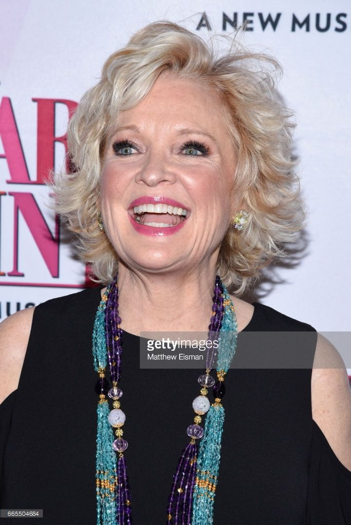 Christine Ebersole attends the 'War Paint' Broadway opening night after party at Gotham Hall on April 6, 2017 in New York City.