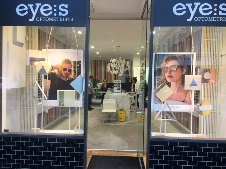 Oliver Peoples window Richmond