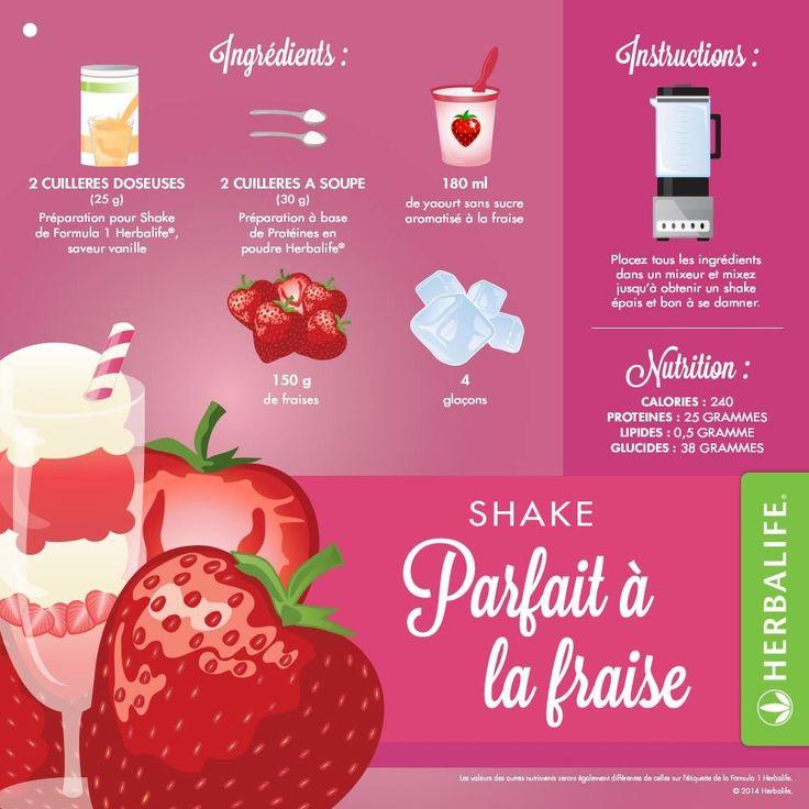 Vous apprécierez vos shakes d'une toute autre manière!!!...                                                                                                                                                      Plus