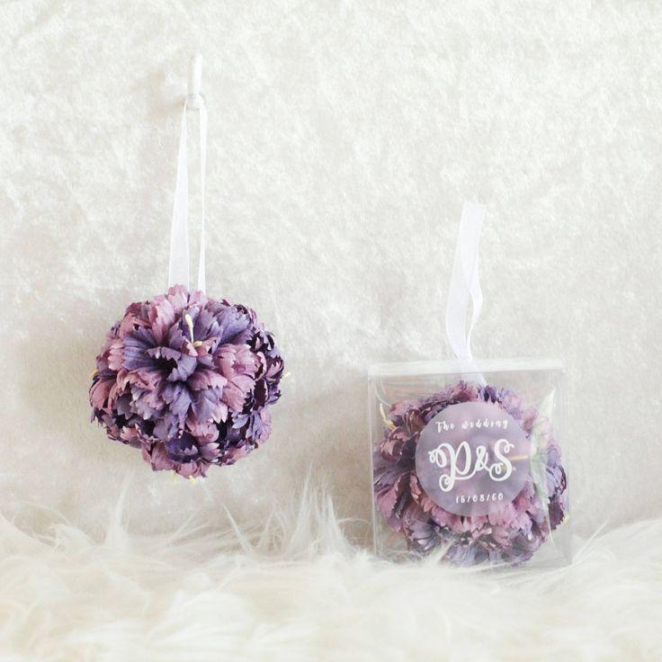 Wedding Door Gift / Wedding Favour Totally Handmade with love :)) #etsyshop