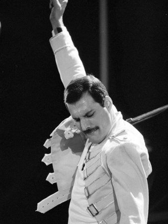 Freddie Mercury Rage Pose | Know Your Meme