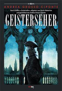 Friedrich Schillers abenteuerliche Erzählung »Der Geisterseher« spielt in Venedig und ist genauso verwinkelt und labyrinthisch wie die Gassen der Lagunenstadt. Cipontes expressive Bilderfolge macht aus der aufgeklärten Spukgeschichte großes Kino.