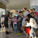 @camaracumerinde s-a mutat in acest weekend la Maritimo unde a oferit impreuna cu Chef Tania Bordianu #mancare  #raw   #vegan  copiilor si tuturor fanilor mancarii sanatoase. #backtoschool
