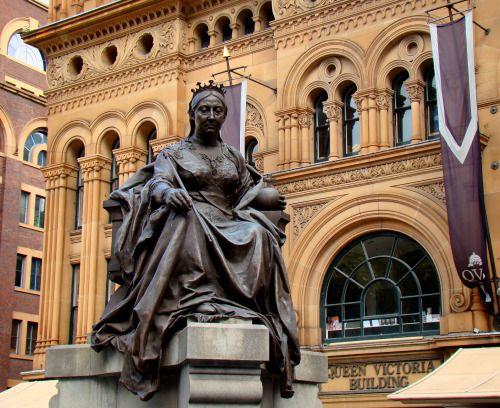 Current Location - Queen Victoria Building, Sydney