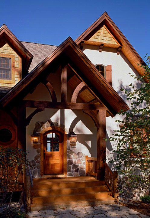 Custom Cedar Log Homes, Luxury Cottage Floor Plans, Architectural Design  Services U2013 Town U0026 Part 67