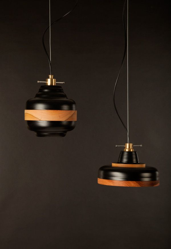 Elegant rich collection of lamps named volta