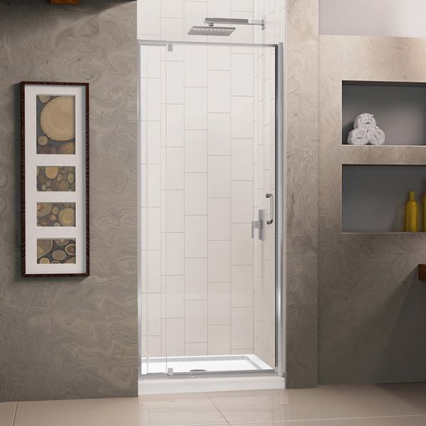 Utile 32inch X 48inch Corner Shower Stall In Metro Ash Grey ...