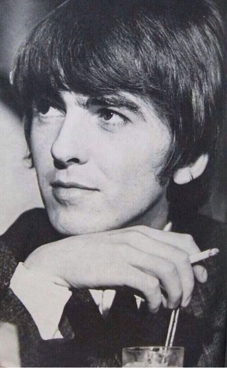 "george harrison This guy amazed me from the first day I saw him on Ed Sulivan, that solo he did when they performed ""All My Lovin"" on Ed Sullivan was stellar, using a pick and his fingers/"