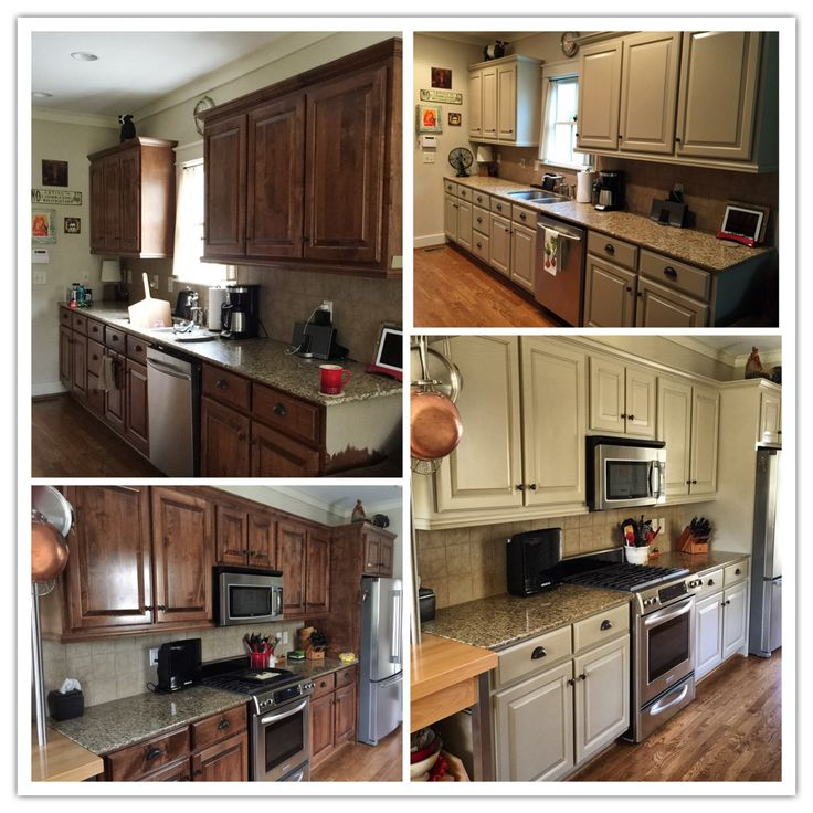 Universal Design Kitchen Cabinets: Painted Cabinets Sherwin Williams
