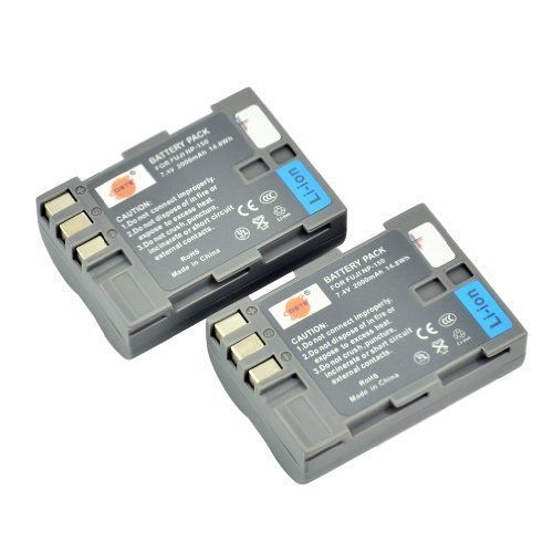 DSTEآ® 2x NP-150 Replacement Li-ion Battery for Fuji Finepix S5 Pro Is Pro Camera
