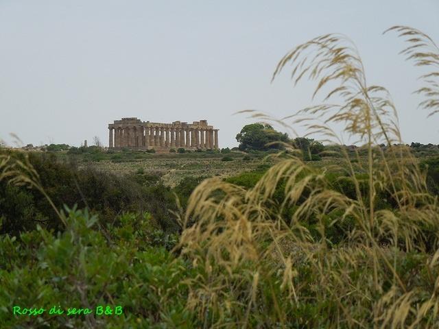 Selinunte Sea sun holiday trip travel summer Italy Sicily Bed & Breakfast Accomodation Temple