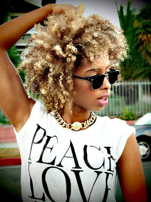 Enjoyable 1000 Images About Short Curly Hair On Pinterest Short Curly Short Hairstyles For Black Women Fulllsitofus