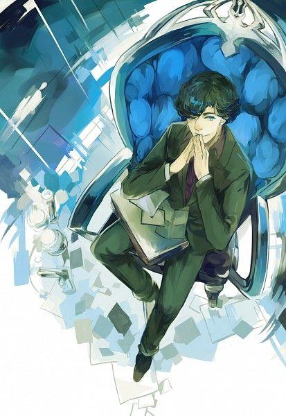 Tags: Anime, Sherlock Holmes, Sherlock Holmes (Character), Sherlock BBC, Benedict Cumberbatch (Actor)