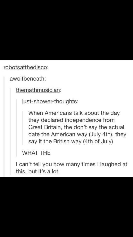 lol, haha, shame that. we brits seem to have a lasting impact lol