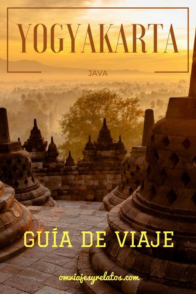 Guía de Viaje de Yogyakarta: Todo lo que necesitas saber. #Yogyakarta