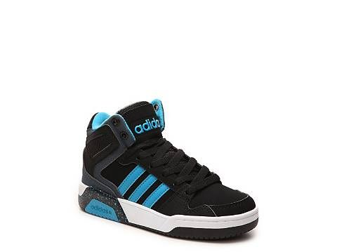 adidas NEO BB9TIS Boys Toddler & Youth Basketball Shoe | DSW
