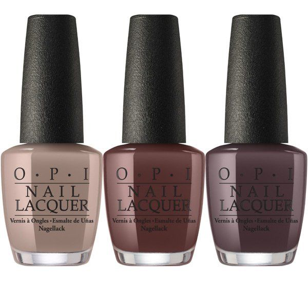 OPI Iceland 2017: Icelanded in a Bottle of OPI, That's What Friends Are Thor, Krona-logical Order