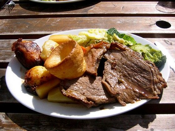 119 best british food images on pinterest british food recipes british roast yorkshire pudding recipe httpfood forumfinder Choice Image