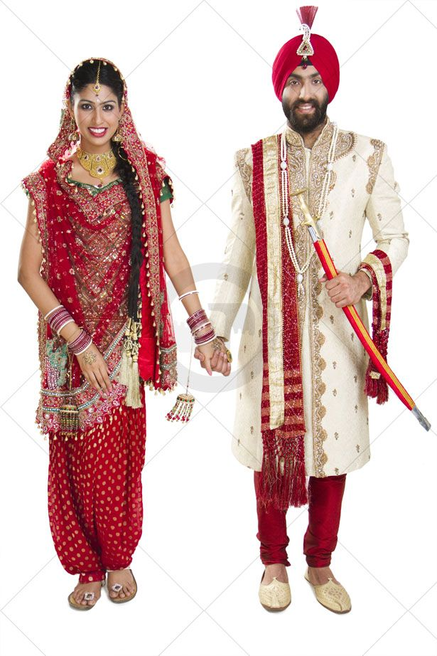 couple | ♡punjab sone di chidhi♡ | Pinterest | Traditional, Couple ...