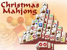 Christmas Mahjong games