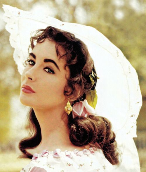 Elizabeth Taylor in Raintree County