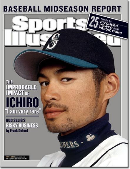 Ichiro Suzuki = one of the greatest hitters to ever play in major league baseball. Description from boydwonder.wordpress.com. I searched for this on bing.com/images