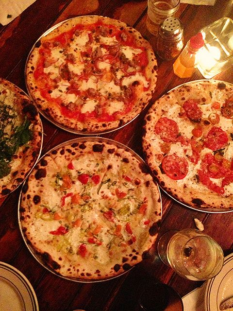 Because I want to eat pizza.  In New York.  Mmmm... Pizza! *drool*