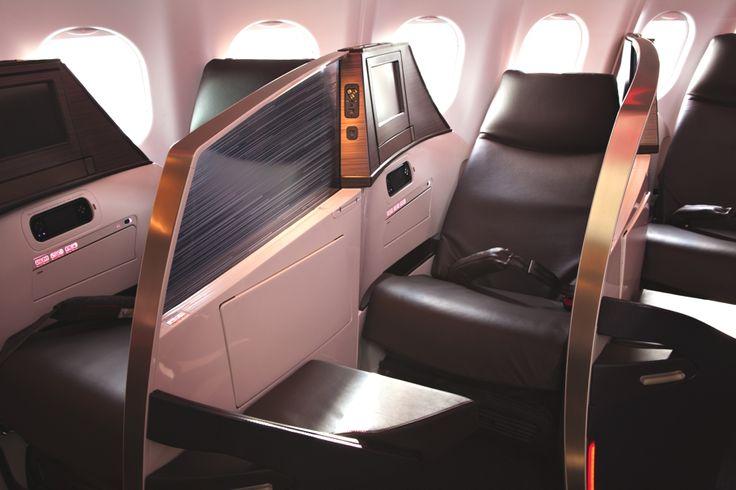 Virgin Atlantic | New Upper Class Suite.