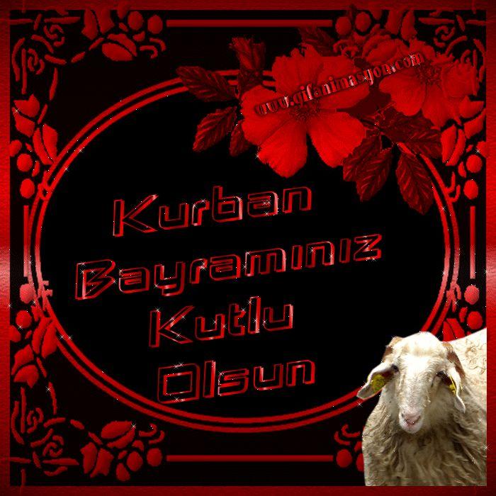 Поздравления курбан байрам в картинках на турецком языке, открытка днем