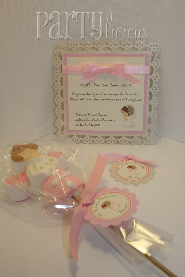 Partylicious: First Holy Communion