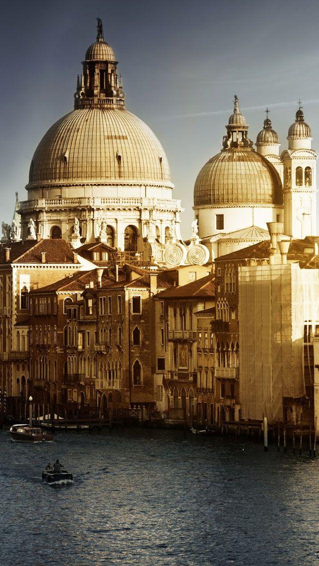 Lovely Venice City Corner
