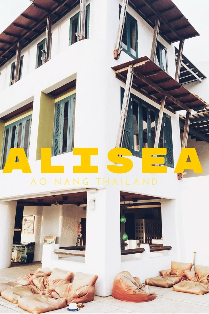 Great Hotel to Relax in Ao Nang: Alisea Boutique Hotel