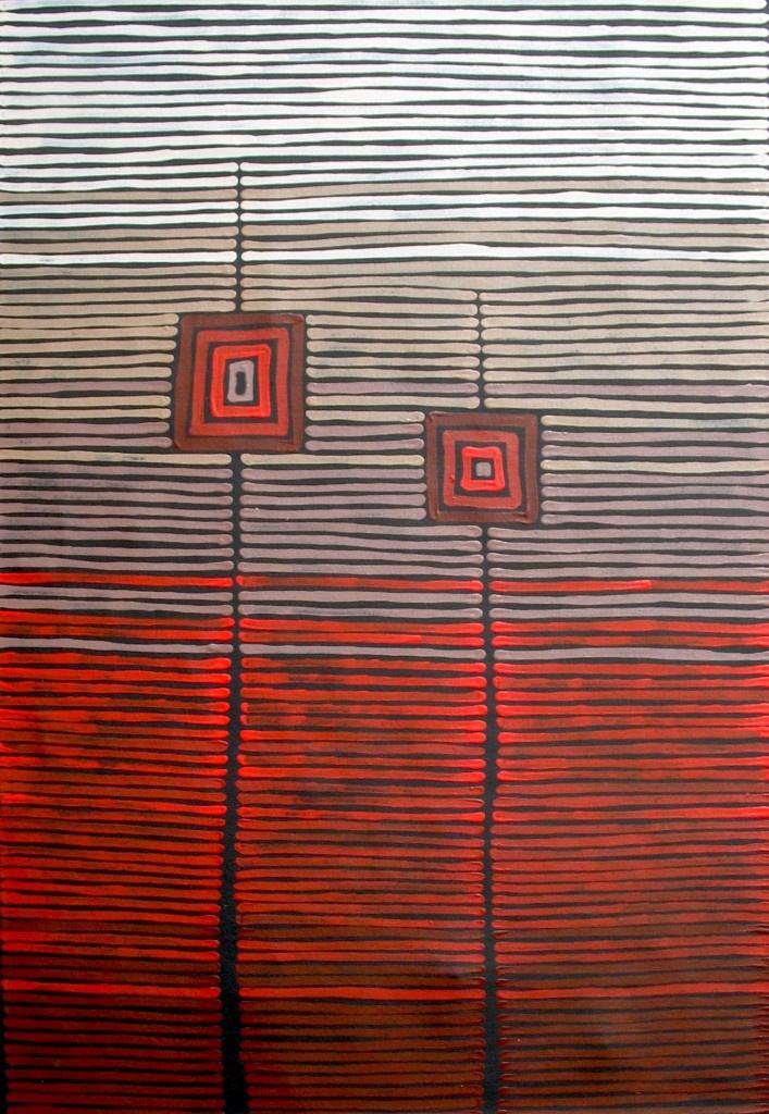 Aboriginal Art by Adam Reid