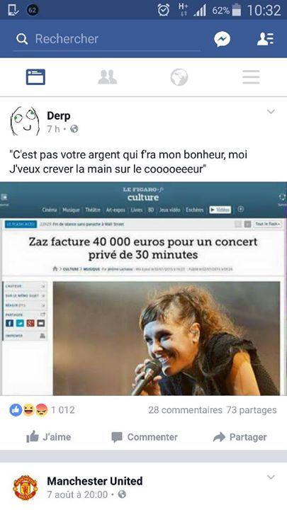 Hypocrisie des célébrités qui se croient supérieures...