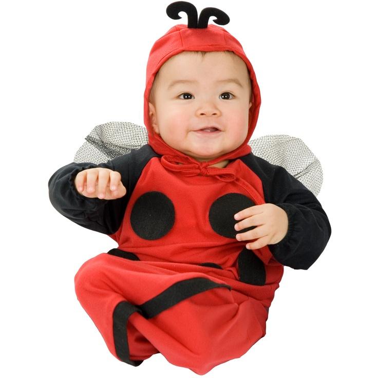 ladybug bunting infant costume - Baby Cute Halloween Costumes