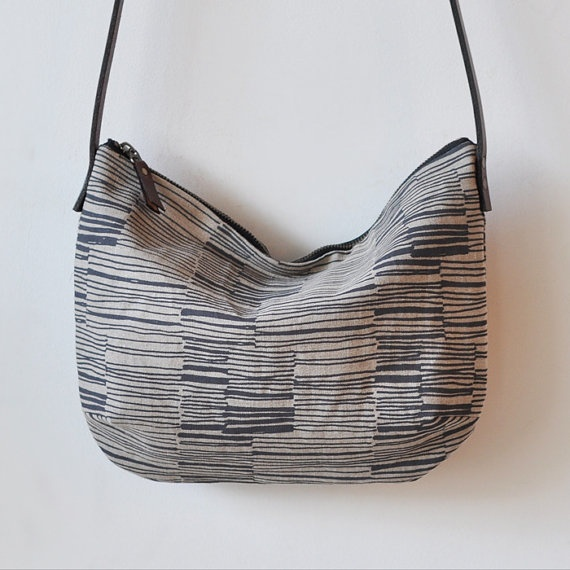 DAY BAG lines van bookhouathome op Etsy, $70.00