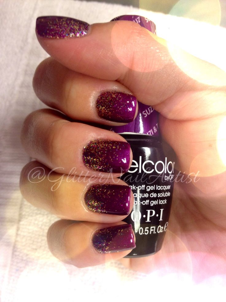 The 26 best images about OPI Gelcolor on Pinterest | Galaxy nails ...